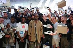 Kanye West kicks Puma over attempt to sign Kylie Jenner