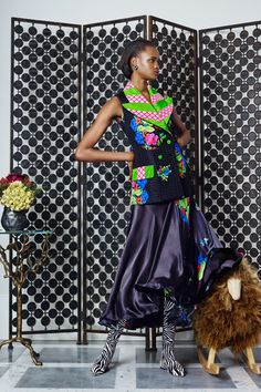 Duro Olowu Fall 2016 Ready-to-Wear Collection Photos - Vogue
