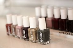 Love Essie fall collection - got Wicked yesterday... it's gorge!
