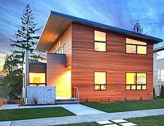 MODERN NEIGHBOR: Seattle Home. 6/21/2012 via @Zillow