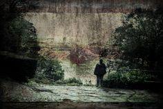 #Imagem obtidas por #edição de fotografia através da adição de texturas e #manipulação de cor