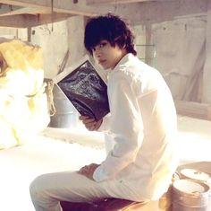 "Bye L. I <3 u forever n ever T_T [Preview, Final Ep] Kento Yamazaki, Masataka Kubota, Hinako Sano. J drama series ""Death Note"", [Ep. w/Eng. sub] http://www.dramatv.tv/search.html?keyword=Death+Note+%28Japanese+Drama%29"