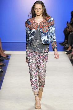 Danies Catwalk Favorite: Tie & Dye