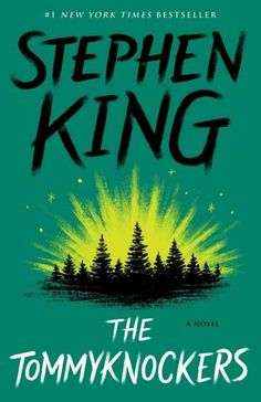 Master storyteller Stephen King presents the classic, terrifying #1 New York Times bestseller about a terrifying otherworldly discovery and the effects it has a on a small town. Late last night and th