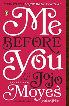 Pin for Later: 30 Books to Read For the 2016 Reading Challenge A Book That's Becoming a Movie This Year Me Before You by Jojo Moyes 100 Books To Read, I Love Books, Great Books, My Books, Reading Books, Margo Roth, This Is A Book, The Book, Book 1