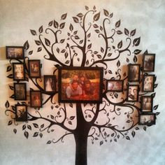 Our family tree- Want to do this