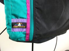 Items similar to Sierra Designs Blue Backpack Day Bag Bookbag Lots of storage Excellent Condition on Etsy Festival Gear, Day Bag, Camping Gear, Purple, Blue, Backpacks, Turquoise, Trending Outfits, Sd
