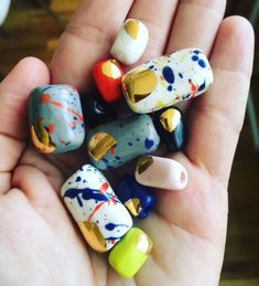 Ceramic Pendants by Brooklyn Beach Rocks