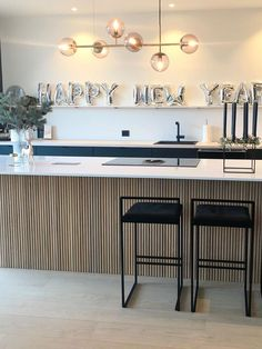 Kitchen Room Design, Kitchen Nook, Open Plan Kitchen, Modern Kitchen Design, Kitchen Interior, New Kitchen, Küchen Design, House Design, Interior Design