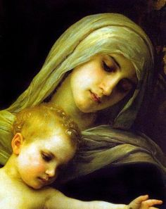 SWEET HEART OF MARY, BE MY SALVATION.