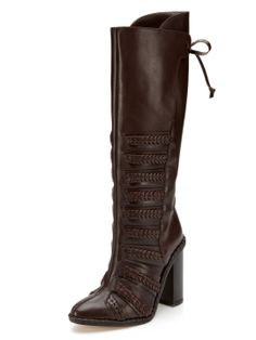 Braided Boot by Thakoon at Gilt To receive $30 credit, join http://www.gilt.com/invite/estherorr