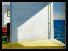 Edward Hopper: Rooms by the sea