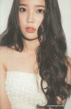 via Tumblr ~ IU Lee Ji Eun ~ KPoP
