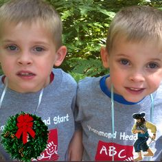 Meet Andrew and Austin, today's featured twins on 24 Days of Twinnies from @Twiniversity Loves Families of Multiples! - Dec3