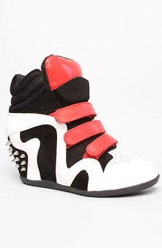 *Sole Boutique The Just Sneaker in Black and White : MissKL.com - Cutting Edge Women's Fashion, Accessories, Shoes & Beauty. The Originators. Shop. Party. Play.