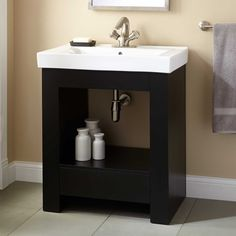 "30"" Rodgers Vanity (also in oak, walnut, white)"