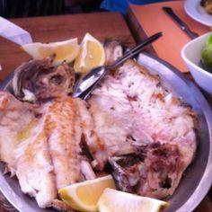 Corvina...ate this everyday in Panama!