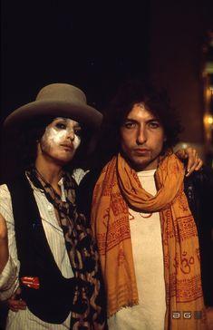 Bob Dylan & Joan Baez - (BD007KR) | Analogue Gallery