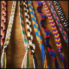 Your way, your style, your colors - Friendship bracelet Set on Etsy, $5.00