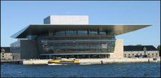 The Opera Copenhagen.