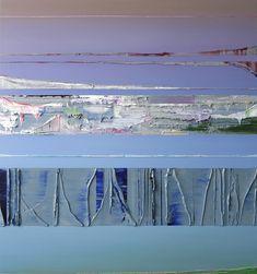 Kunstenaar: Toon Laurense Titel: Zonder titel Techniek: Olieverf  Ondergrond: Doek  170 x 160
