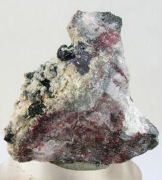 2.8cms PYRARGYRITE PROUSTITE RUBY SILVER ACANTHITE STEPHANITE PERU MINERAL  Size: 2.8 x 2.6 cms.....Approx  http://stores.ebay.com/THE-ROCKING-STONES http://www.therockingstonesperu.com/