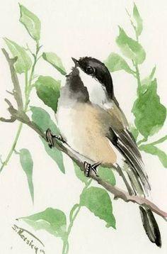 watercolor painting ile ilgili görsel sonucu