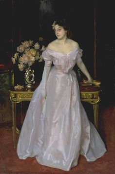 Hylda, Daughter of Asher and Mrs. Wertheimer, John Singer Sargent, 1901; TC N03707