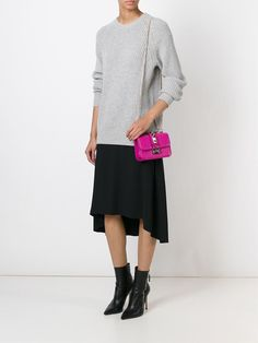 Buy Valentino Women's Pink Glam Lock Shoulder Bag, starting at $1895. Similar products also available. SALE now on!