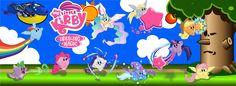 kirby ponies!!!!
