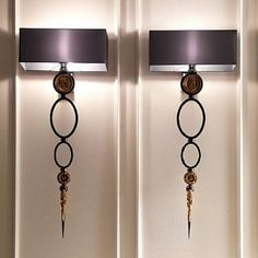 Perfect TL FURNITURE | DESIGNER COUTURE WALL LIGHTS Bronze Cameo Wall... ❤ Liked On  Polyvore Featuring Home, Lighting, Wall Lights, Bronze Wall Lamp, Gray Lamp  ... Gallery