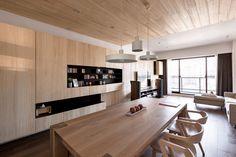 11 - ideia de teto de madeira