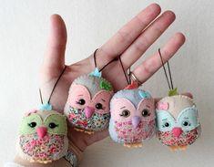Free Pattern - Little Lark Lavender Sach pattern on Craftsy.com