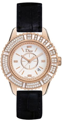 216 Best Christian Dior Women S Watches Images In 2018 Woman