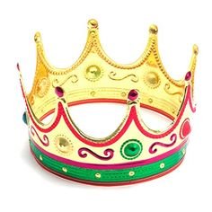 Multicolor Kings Crown * Continue to the product at the image link. (This is an affiliate link)