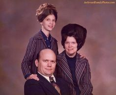 AwkwardFamilyPhotos.com - one of my favorite sights when you just need to laugh at people.