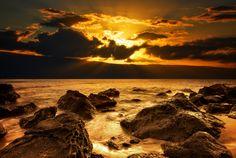 500px / Sunset Fire by Ryan Buchanan