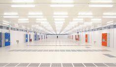 Digital Realty's new 100,000-square-foot data center in Dublin's Profile Park. (Photo: Digital Realty Trust)
