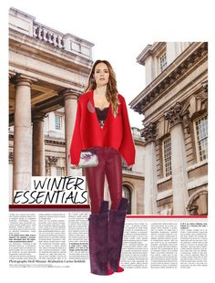 """""""#WINTER"""" by aivvva ❤ liked on Polyvore featuring Hedi Slimane, Isabel Marant, La Perla, Givenchy, Oscar de la Renta, Topshop, Love 21 and M&Co"""