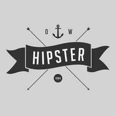 Guia breve para diseñar logos hipster