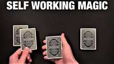 Astounding Impromptu Card Trick You Can't Mess Up! Magic Tricks Videos, Magic Tricks For Kids, Magic Card Tricks, Magic Cards, Card Tricks Revealed, Magic Illusions, Learn Magic, Gift Card Giveaway, Mess Up