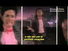 Michael Jackson   Billie Jean Legendado Tradução OFFICIAL VIDEO