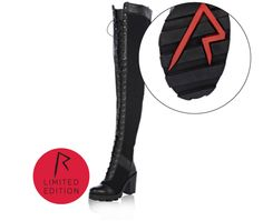 RIHANNA FOR RIVER ISLAND | Rihanna for River Island Limited Edition Biker Boots | The Upcoming