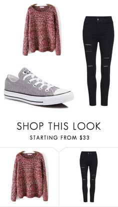 """""""Untitled #146"""" by sierrapalmer10 on Polyvore featuring Converse"""