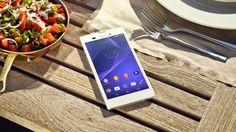 Xperia T3, the world's slimmest 5.3 inch smartphone is coming in July, claims Sony.