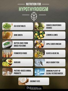 The Hypothyroidism Nutrition Plan - DrJockers.com