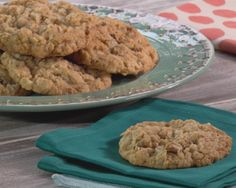 easy-to-follow Mari's Homemade Oatmeal Cookies from Trisha Yearwood.