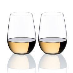 2181437a2dbb Riedel  O  Series Riesling-Sauvignon Blanc Wine Glass 2pc Sauvignon Blanc