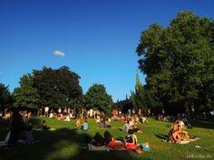 Fête de la musique 2013 in Berlin - HipHop Viktoriapark
