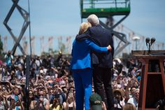 June 13, 2015 - Official campaign launch in New York, NY | by Hillary Clinton